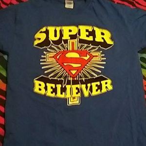 Super believer shirt